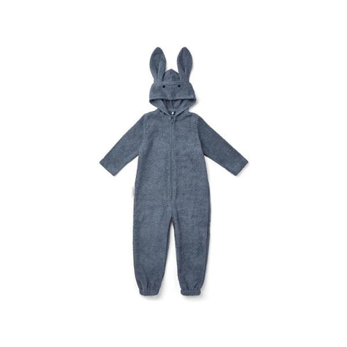 Liewood, Taylor Terry Cotton Jumpsuit - Bygge Bo