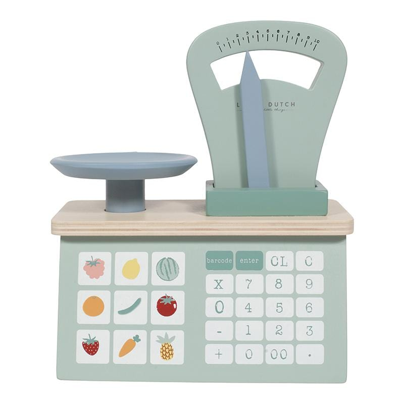 Little Dutch, Weighing Scales