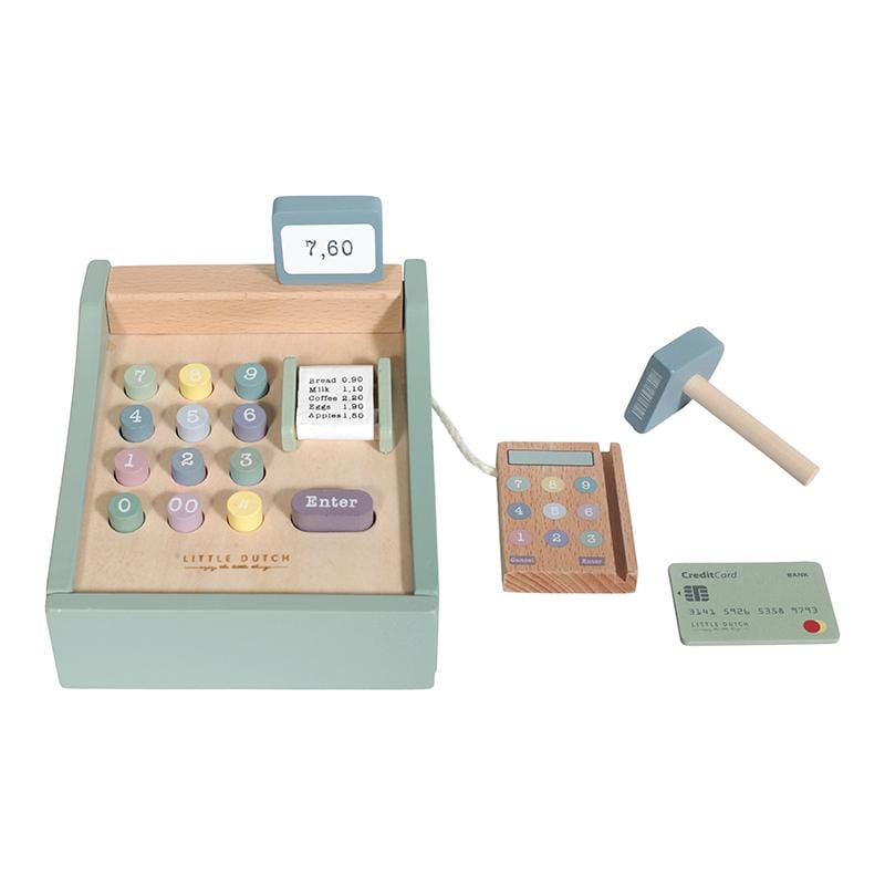 Little Dutch, Cash Register Shop Set