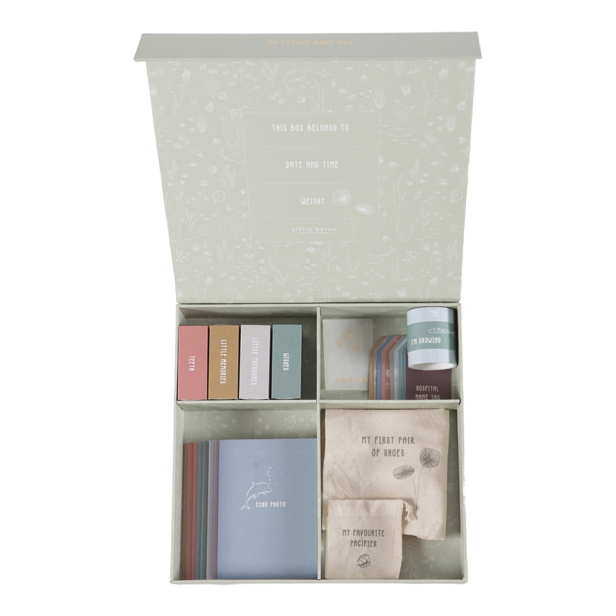 Little Dutch, Baby Memory Box Gift Set
