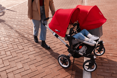 Bugaboo, Donkey 3 Styled by You, Duo Double Pushchair - Bygge Bo