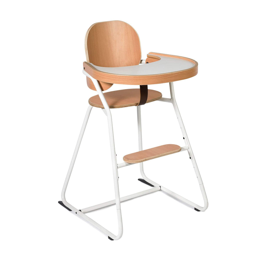 Charlie Crane, Tibu Highchair Table White - Bygge Bo