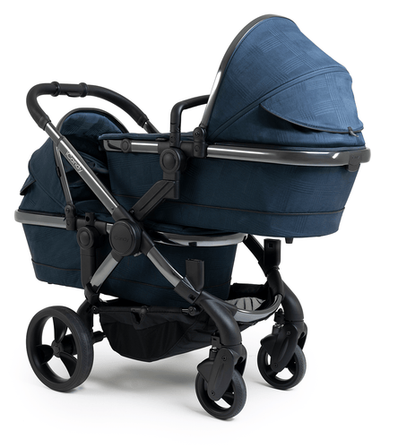 iCandy, Peach Twin Pushchair (2020) - Bygge Bo