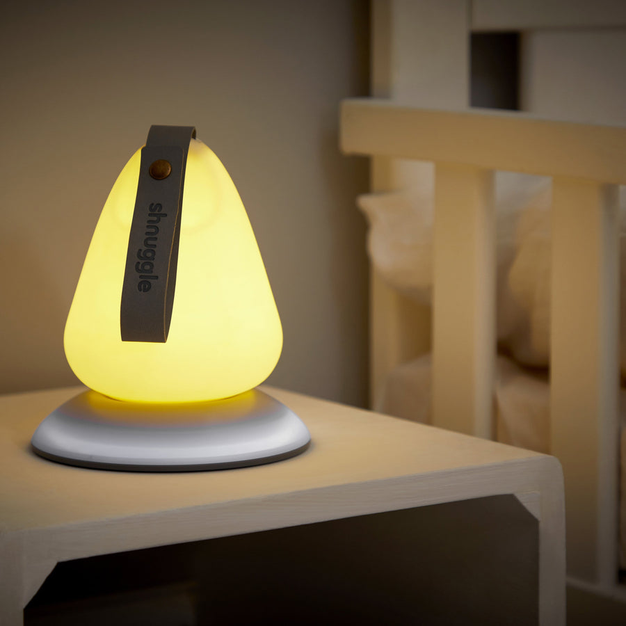 Shnuggle, Moonlight Night Light - Bygge Bo