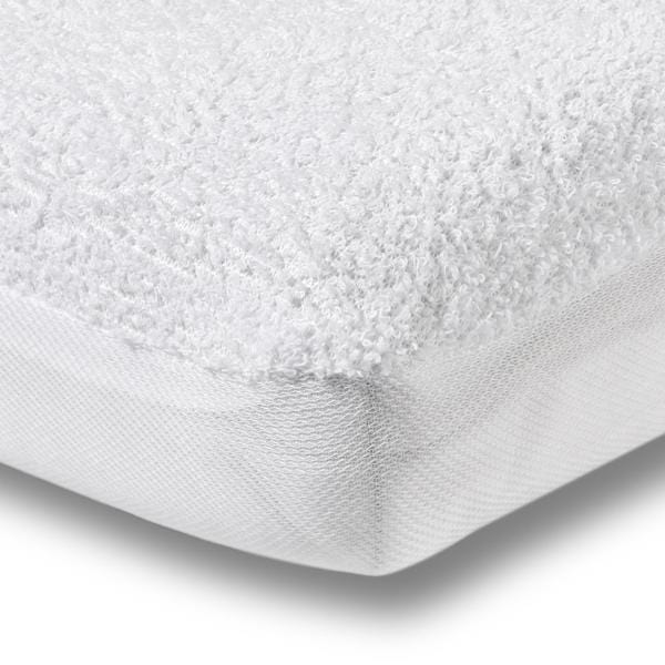 Charlie Crane, White Cover for PUDI Changing Cushion - Bygge Bo