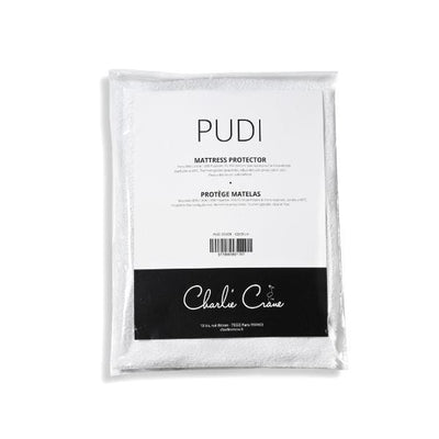 Charlie Crane, White Cover for PUDI Changing Cushion