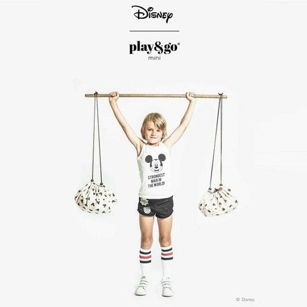 Play & Go x Disney - Minnie Mouse, Mini - Bygge Bo