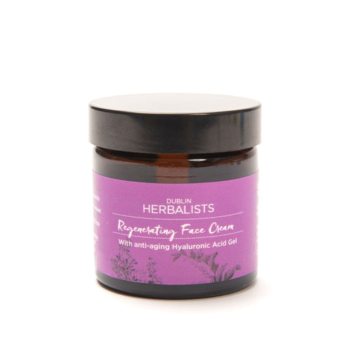 Dublin Herbalists, Regenerating Face Cream - Bygge Bo