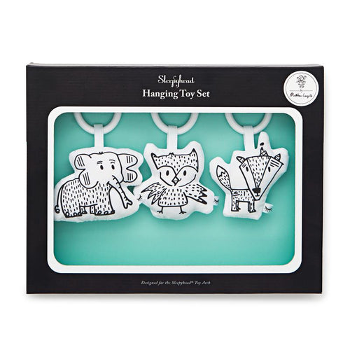 Sleepyhead Deluxe+ Toy Set ­Cheeky Chums - Bygge Bo