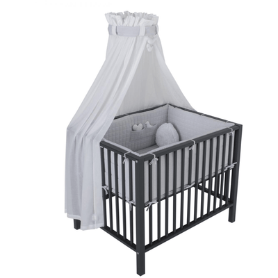 Quax, Nordic Convertible Mini Crib to Playpen