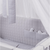 Quax, Canopy Bedding Set for Mini Crib