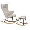 Quax, Rocking Chair De Luxe Foot Stool - Bygge Bo