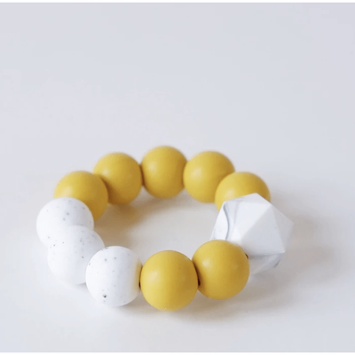 Blossom & Bear, Colour Pop Teething Toy - Bygge Bo