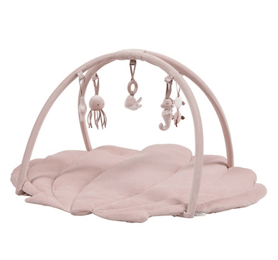 Little Dutch, Ocean Shell Play Gym with Toys - Bygge Bo
