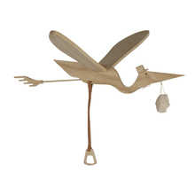 Load image into Gallery viewer, Quax, Wooden Bird Mobile - Bygge Bo