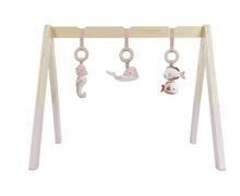 Load image into Gallery viewer, Little Dutch, Ocean Wooden Play Gym with Toys - Bygge Bo