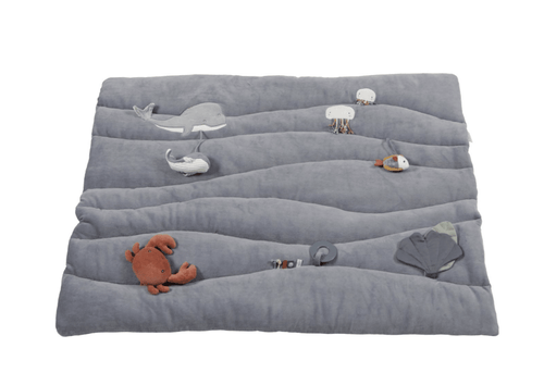 Little Dutch, Ocean Play Mat - Bygge Bo