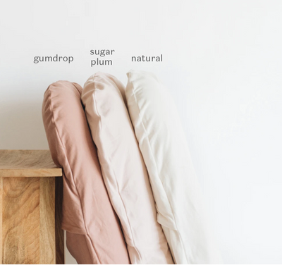 Snuggle Me, Organic Baby Nest/Lounger Cover, Gum Drop