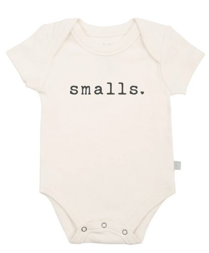 Finn & Emma, Graphic Print Bodysuit, Smalls Sibling Pair - Bygge Bo