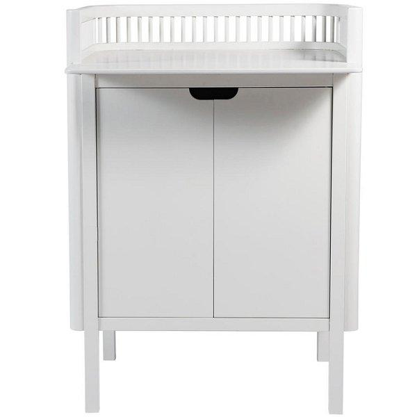 Sebra, 2-in-1 Changing Unit Dresser - Bygge Bo