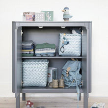 Load image into Gallery viewer, Sebra, 2-in-1 Changing Unit Dresser - Bygge Bo