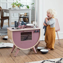 Load image into Gallery viewer, Sebra, Wooden Play Kitchen - Bygge Bo