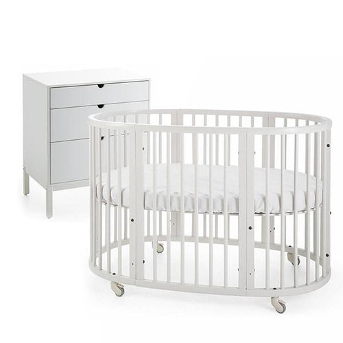 Stokke, Sleepi 2 Piece Room Set - Bygge Bo