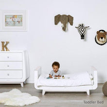 Load image into Gallery viewer, SnuzKot, Luxe Cot Bed - Bygge Bo