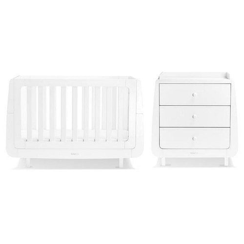 SnuzKot Mode 2 Piece Nursery Furniture Set - Bygge Bo