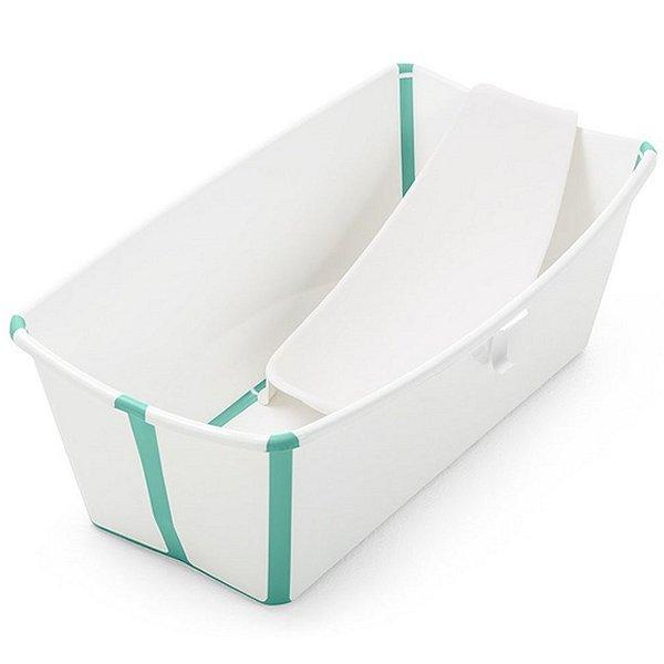 Stokke® Flexibath Bundle, Tub with Newborn Support - Bygge Bo