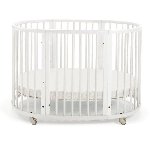 Stokke, Sleepi Extendable Cot Bed - Bygge Bo