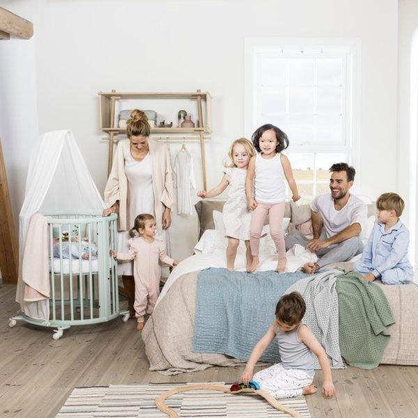 Stokke, Sleepi Mini Extendable Crib