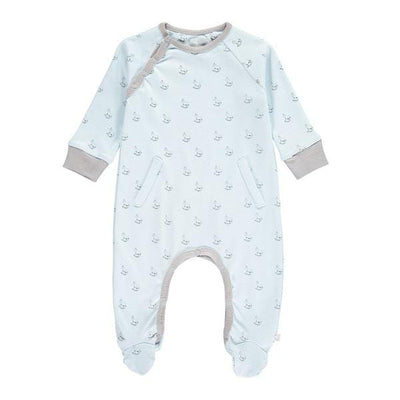The Little Tailor, Rocking Horse Print Baby Grow - Bygge Bo
