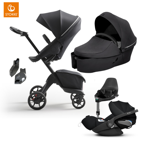 Stokke®, Xplory X Travel System w/ Cybex Cloud Z