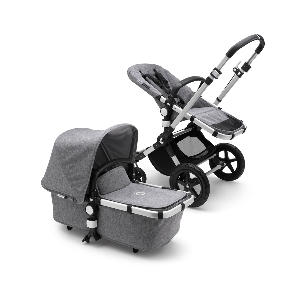 Bugaboo, Cameleon 3 Plus, Travel Bundle w/ Bugaboo Turtle Air - Bygge Bo