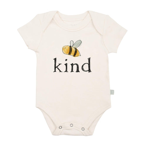 Finn & Emma, Graphic Print Bodysuit, Kind - Bygge Bo