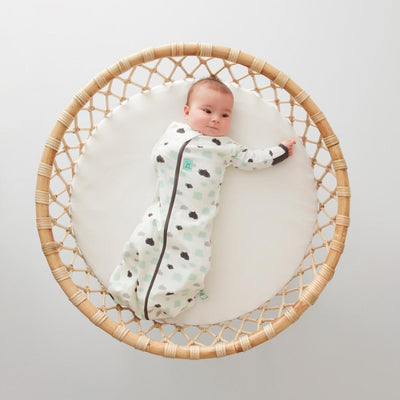 ergoPouch, ergoCocoon 1 Tog Swaddle & Sleep Bag - Bygge Bo