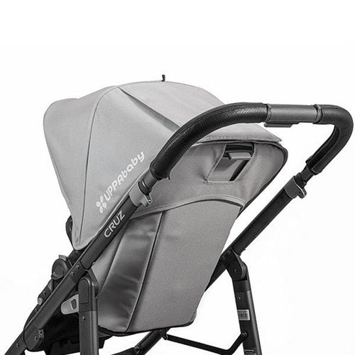 Uppababy, Cruz Leather Handlebar Cover - Bygge Bo