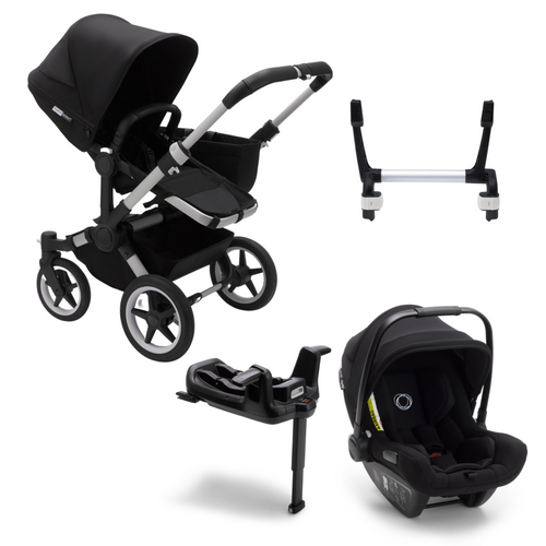 Bugaboo, Donkey 3 Styled by You, Mono Travel Bundle w/ Bugaboo Turtle Air - Bygge Bo