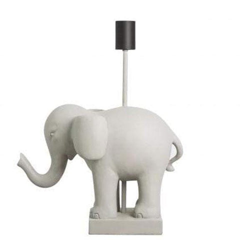 BY ON, Table Lamp Elephant 31cm x40 cm - Bygge Bo
