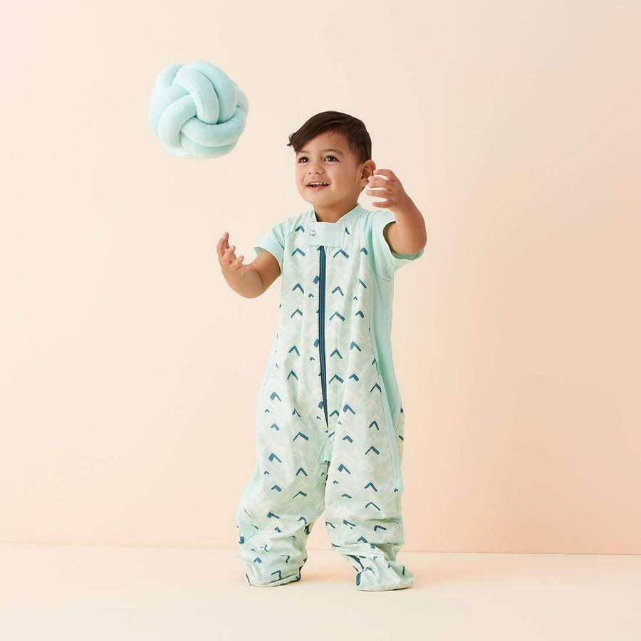ergoPouch, Sleep Suit Bag 1 Tog, 2-4 Years - Bygge Bo