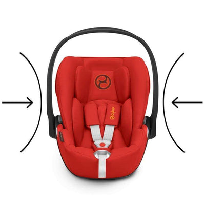 Cybex Cloud Z i-Size Infant Car Seat, 2020 Model - Bygge Bo