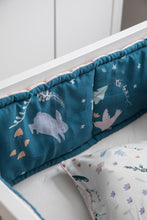 Load image into Gallery viewer, Sebra, Day Dream Collection Cot Bumper - Bygge Bo