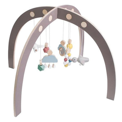 Sebra, Warm Grey Baby Gym