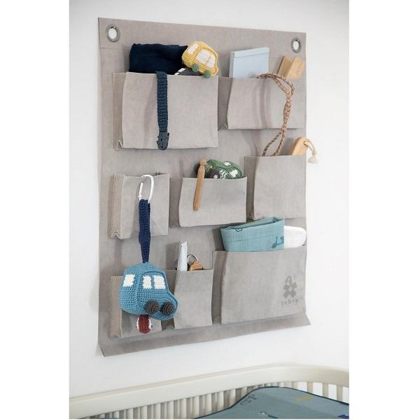 Sebra, Recycled Paper Wall Storage