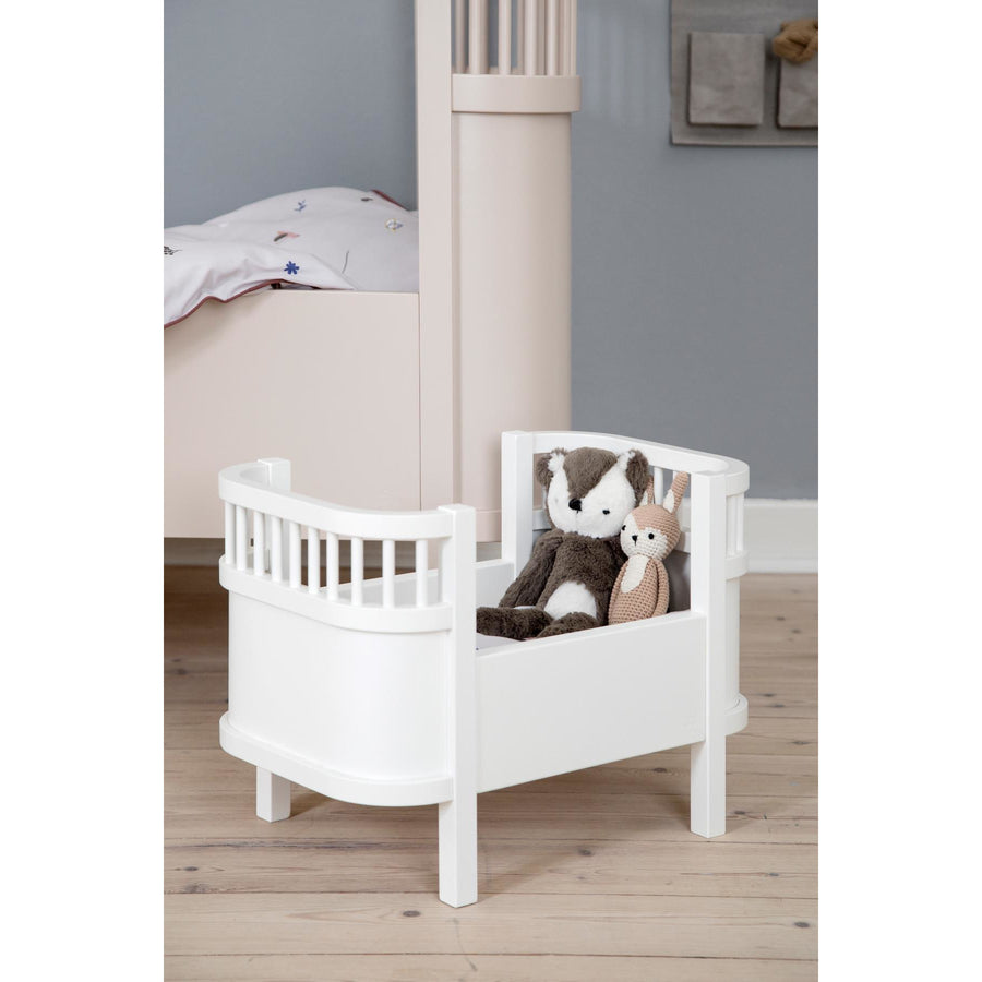 Sebra, Dolls Bed - Bygge Bo