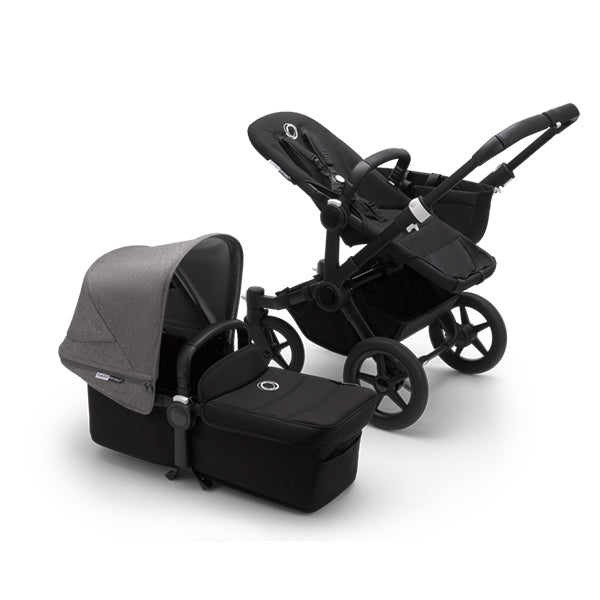 Bugaboo, Donkey 3 Styled by You, Mono Travel Bundle w/ Cloud Z Plus - Bygge Bo