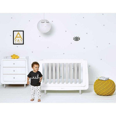 SnuzKot Mode Cot Bed - Bygge Bo