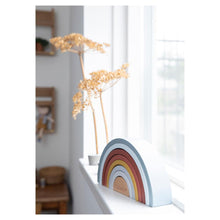 Load image into Gallery viewer, Little Dutch, Wooden Stackable Rainbow FSC - Bygge Bo