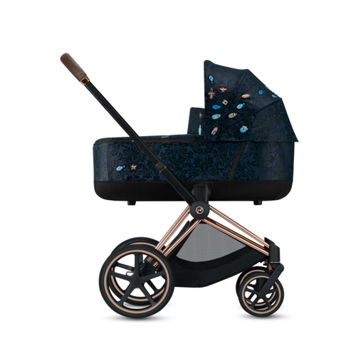 Cybex, Priam Jewels Of Nature Lux Cot - Bygge Bo